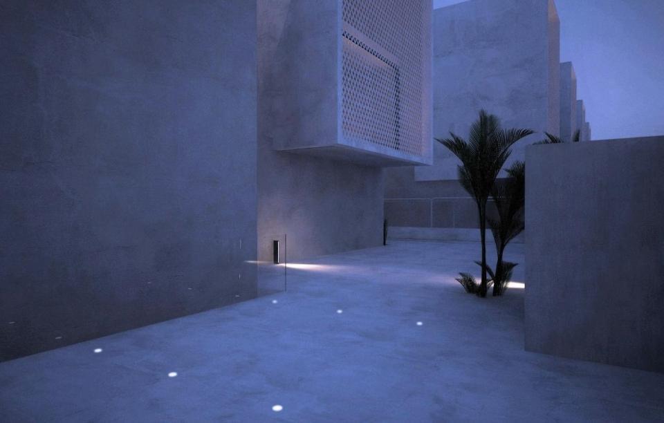 Kompleks mieszkalny Jeddah - Arabia Saudyjska