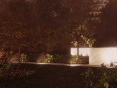 Oświetlenie ogrodu 03