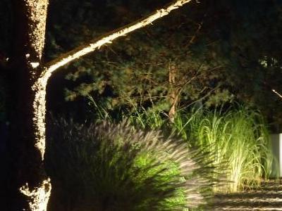 Oświetlenie ogrodu 05